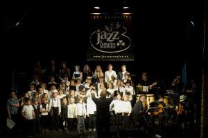 Závěrečný koncert sboru Mifun 1