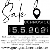 Garage Sale Černošice 1