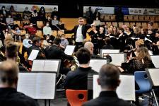 Filharmonie v Hale V. Čáslavské