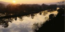 Romantická řeka: Foto Petr Kubín