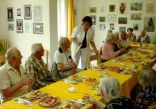 Oslava seniorů vDPS