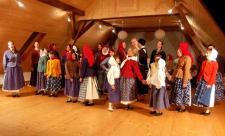 Folklorní soubor Pramínek