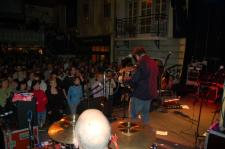 Tapia Eta Leiturgia : koncert vClubu Kino