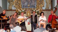 Spirituál Kvintet vkostele