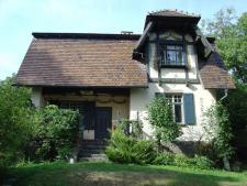 Architektura vČernošicích Fröhlichova vila odJana Kotěry