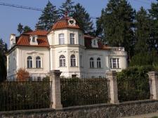 Architektura vČernošicích