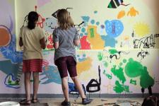 Malování podchodu