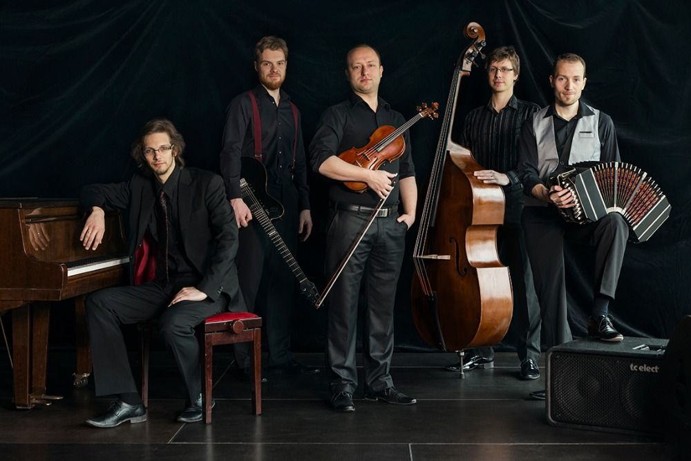 Escualo Quintet 1